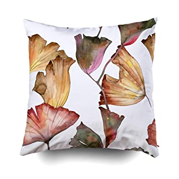 Musesh accent a simple abstract grey and yellow art Cushions Case Throw Pillow Cover For Sofa Home Decorative Pillowslip Gift Ideas Household Pillowcase Zippered Pillow Covers 16X16Inch