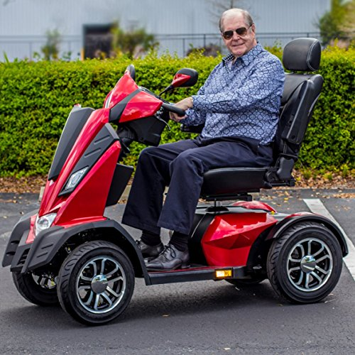 Drive Medical KING COBRA Electric Scooter + Drive Medical Mobility