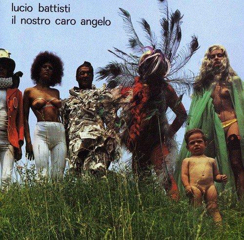 Lucio Battisti - Nostro Caro Angelo - Zortam Music