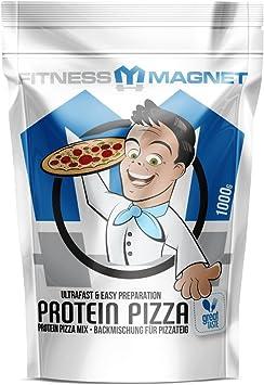 Mezcla para pizza de alta proteína – baja en carbohidratos + ...