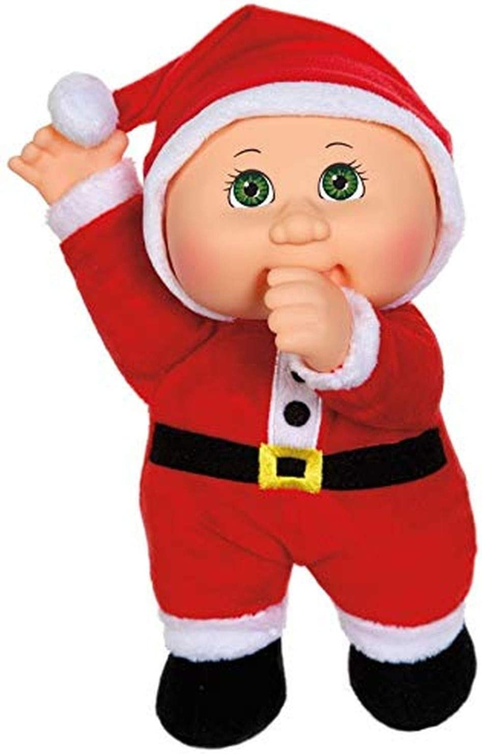 Amazon.com: Cabbage Patch Kids 9 Holiday Helpers   Nicholas Santa