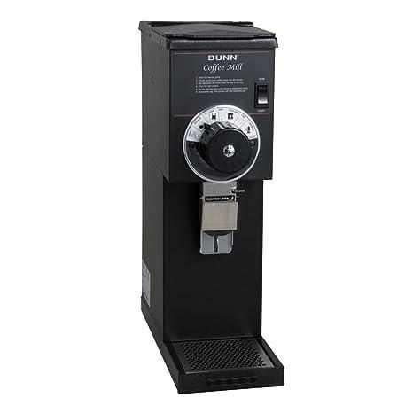 Amazon.com: Bunn g1hdb 1-Pound Bulk molinillo de café, Negro ...