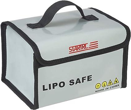Hootracker Lipo Safe Bag Feuerfeste Und Elektronik