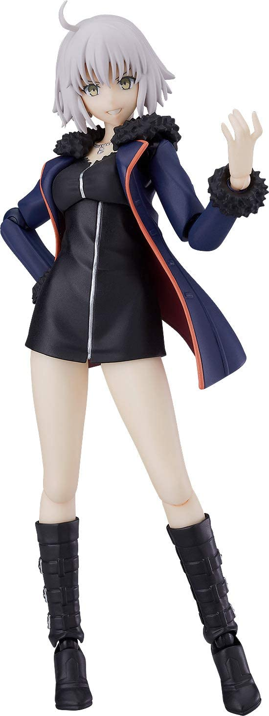 Max Factory Fate/Grand Order: Avenger/Jeanne D'Arc (Alter) Shinjuku Version Figma Action Figure