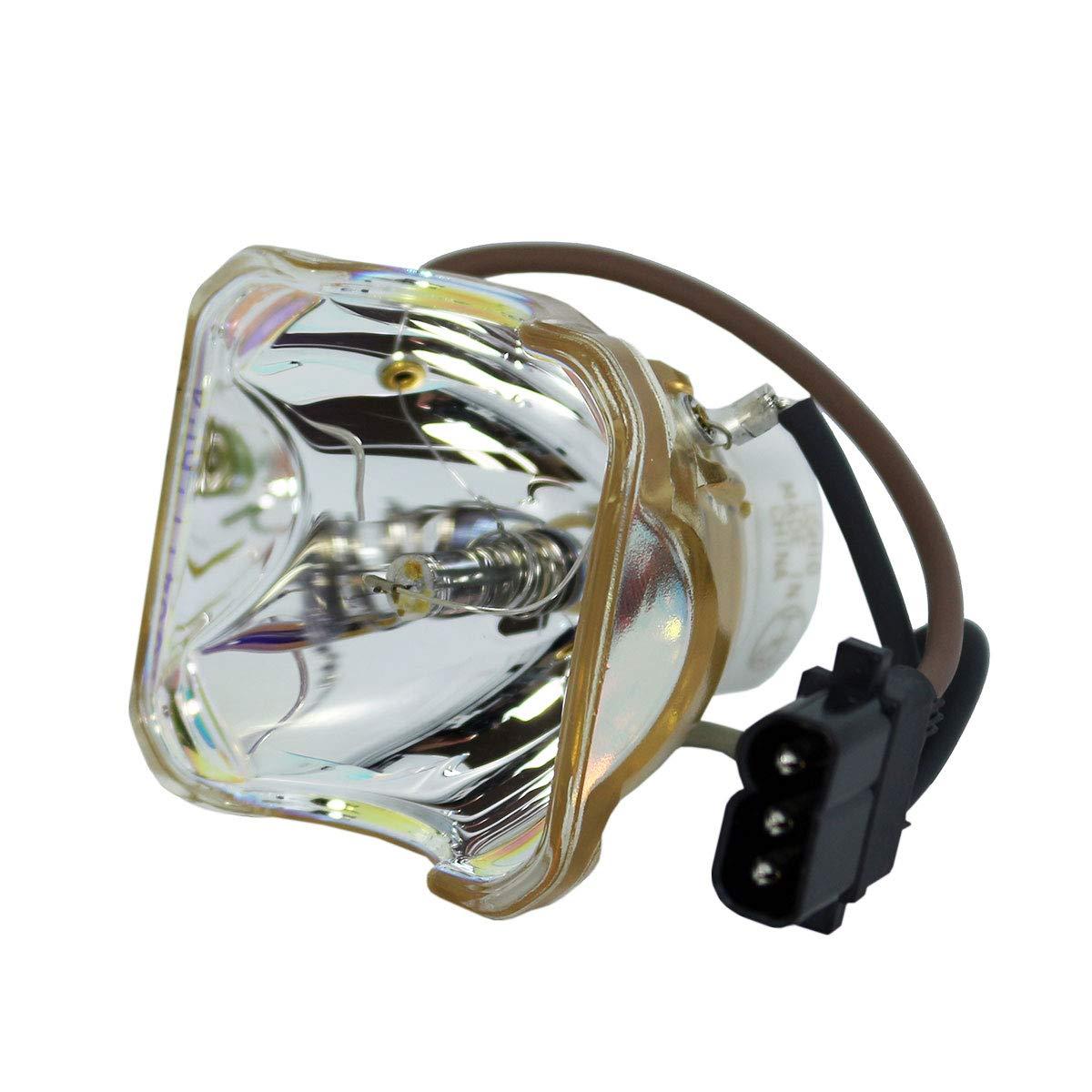 オリジナル Ushio プロジェクター交換用ランプ BenQ 5J.J2K02.001用 Platinum (Brighter/Durable) B07KTKGY4S Lamp Only Platinum (Brighter/Durable)