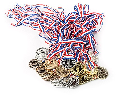 BIG CITY BARGAINS Torch Award Medals (2 Dozen)