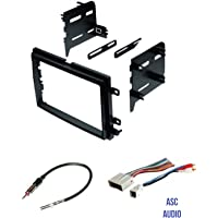 Dash Harness Antenna Plug for MERCURY SABLE 96 97 98 99 Combo Radio Install Kit