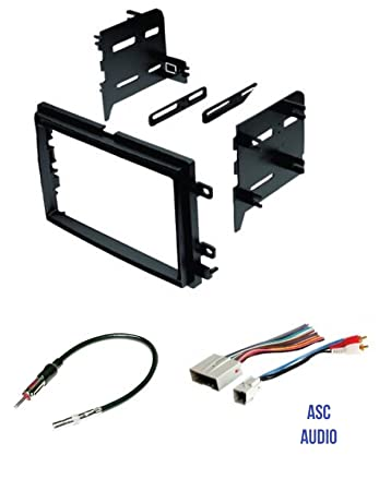 61M06copjFL._SY450_ amazon com asc audio car stereo radio install dash kit, wire  at nearapp.co