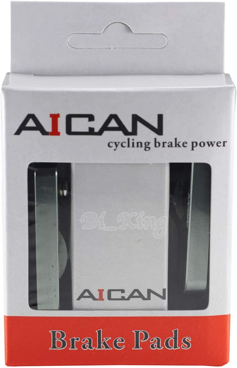 AICAN Aluminum C Brake Shoes for fit Mini Velo/'s smal Shimano//Sram 1Pair//4colors