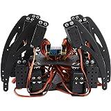 SainSmart 6 Legs Spider Robot Frame Kit Fully