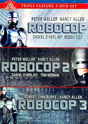 Robocop Triple Feature (Robocop / Robocop 2 / Robocop 3)