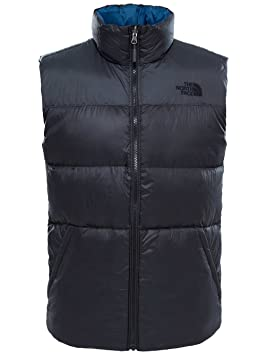 8a12600a43 The North Face Nuptse III Gilet Homme: Amazon.fr: Sports et Loisirs