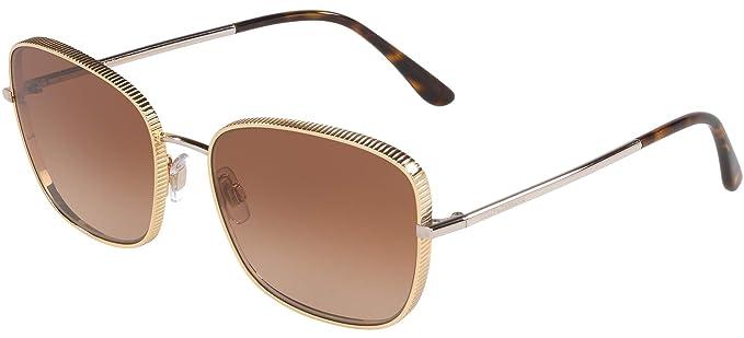 Gafas de Sol Dolce & Gabbana GROS GRAIN DG 2223 GOLD/BROWN ...