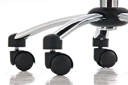 Clp sgabello lavoro wien regolabile in altezza e girevole a 360