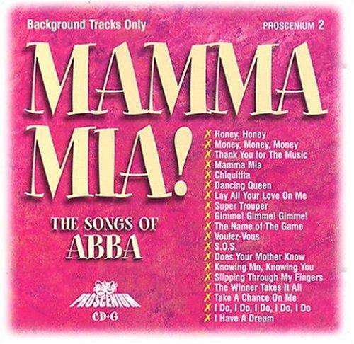 Mamma Mia! The Songs of ABBA (Abba Karaoke Cdg)