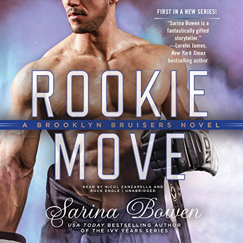 Rookie Move: Library Edition (Brooklyn Bruisers) by Blackstone Pub