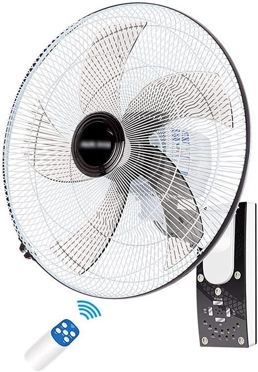 ZZHFS Ventilador Ventilador de Pared, 18 Pulgadas / 3 Velocidades ...