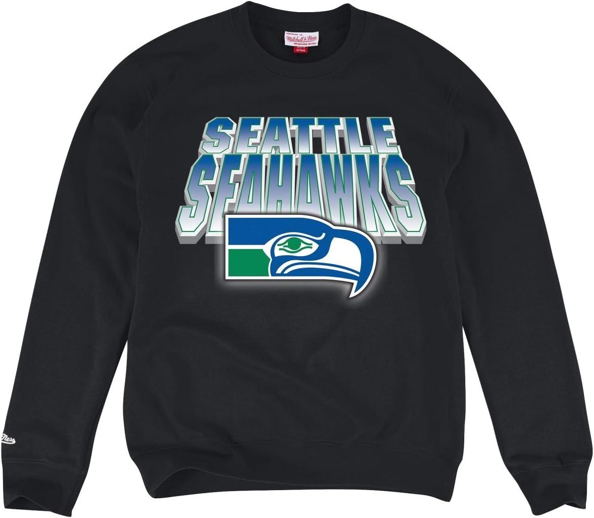black seahawks sweatshirt