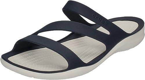 Sandalias de Punta Descubierta para Mujer Crocs Swiftwater Sandal Women