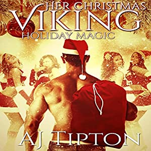 Her Christmas Viking: Holiday Magic Audiobook