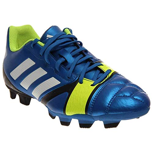 adidas Mens Nitrocharge 3.0 TRX FG Athletic Athletic & Sneakers Blue