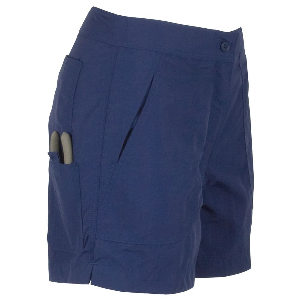 Ladies Size 12 Navy Blue Guy Harvey Ladies Fishing Shorts