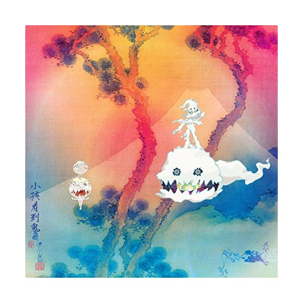 KIDS SEE GHOSTS [LP] 1