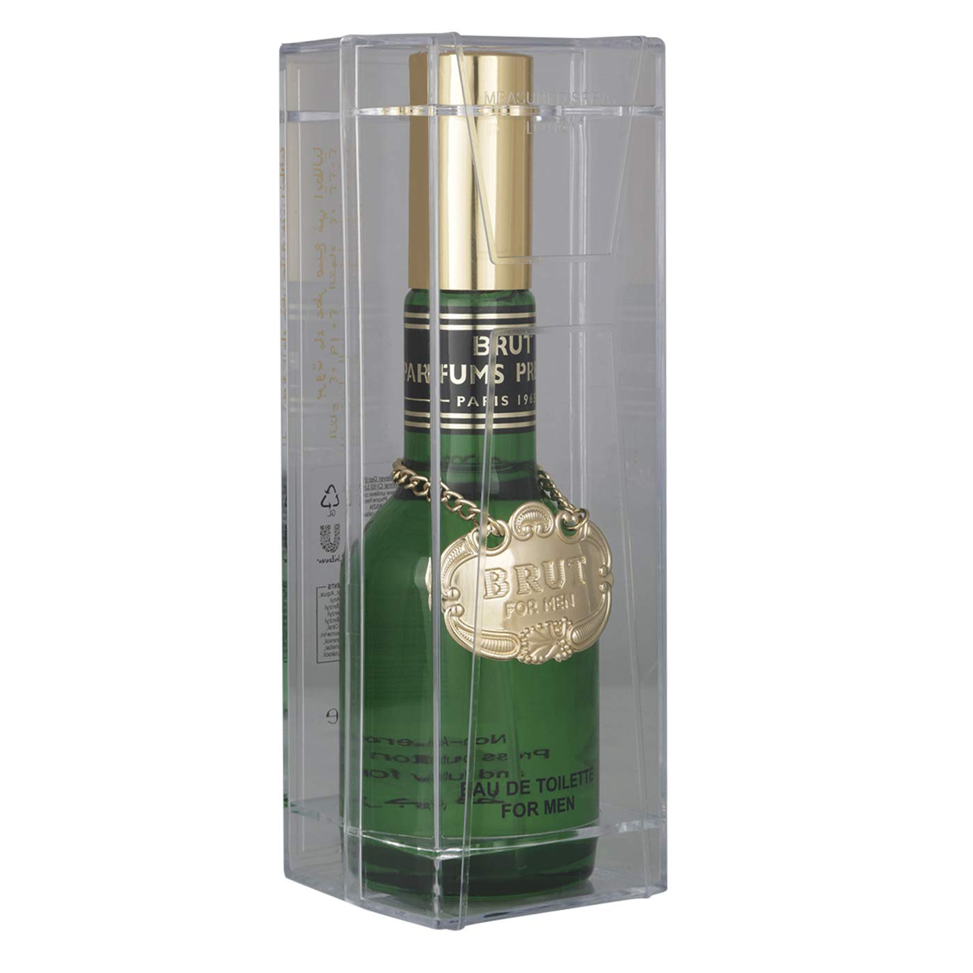 Brut Prestige Plexibox Eau de Toilette Spray, 100 ml