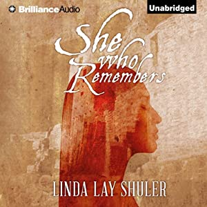 She Who Remembers Audiobook
