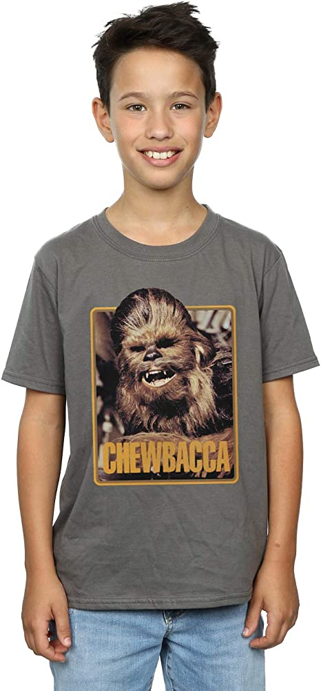 SCIFI Wookiee //Star Wars// Chewbacca Inspired Funny Tee Shirt T Shirt Top Mens