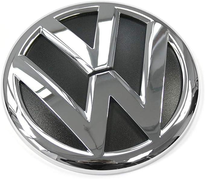 Volkswagen 7e0853630bulm Emblem Zeichen Heckklappe Logo Chrom Für T5 Facelift Auto