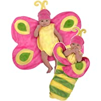 Princess Paradise Baby Swaddle Wings (Deluxe Costume)