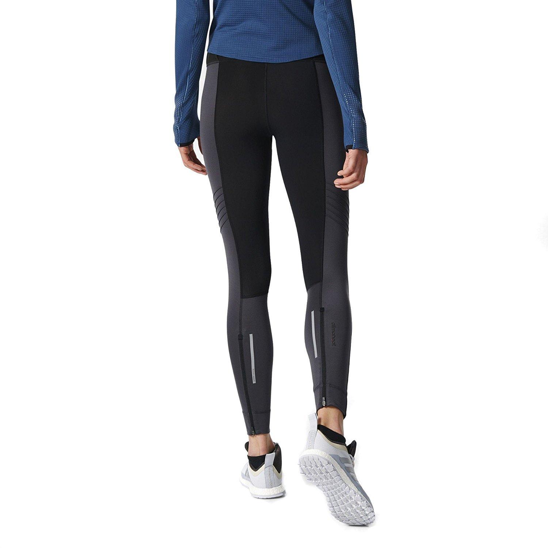 2dd4c112db4f1 Amazon.com: adidas Women Running Sequencials Climaheat Tights #S93560:  Clothing