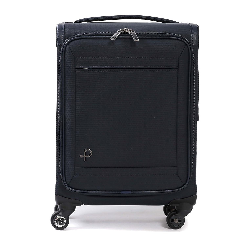 [プロテカ]ProtecA エース フィーナ Feena スーツケース 19L 12740 B07BMSBQZMネイビー(03)