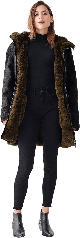 DL1961 Phoebe Parka Jacket