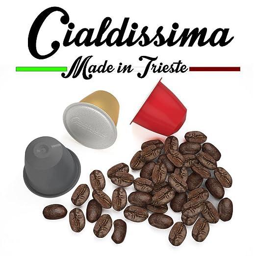 441 opinioni per cialdissima 100 CAPSULE CAFFÈ NESPRESSO! 100% COMPATIBILI! LINEA ESPRESSO BAR!