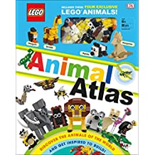 LEGO Animal Atlas: Discover the Animals of the World and Get Inspired to Build!