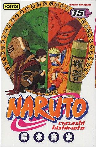 Naruto n° 15