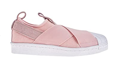adidas Superstar Slip on W Chaussures Halo Pink