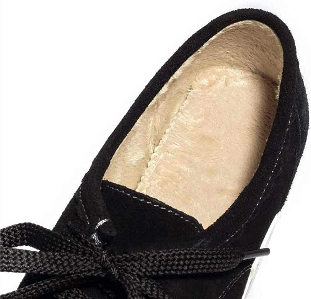 JOYBI Womens Creepers Wedge Platform Loafers Shoes Casual Lace-Up Slip On Moccasins Comfort Fashion Sneakers