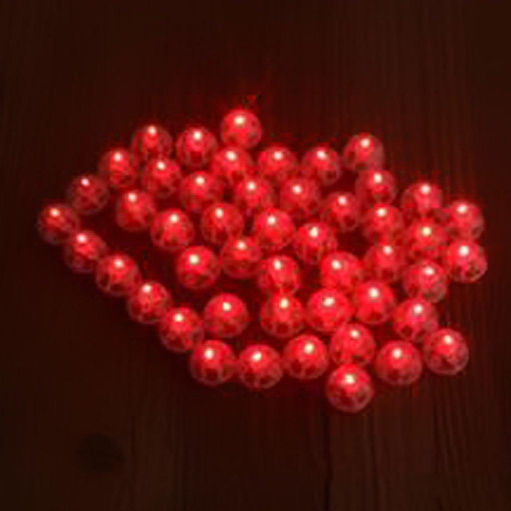 Party-Dekoration Ballon-Licht S LED-Licht Go/_believe Ballon-Lichter Kugelkopf gr/ün
