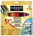 Sargent Art Premium Coloring Pencils,...