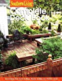 Complete Deck Book, Southern Living Editors, 037609057X