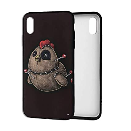 Amazon.com: Halloween Voodoo Doll Ninja and Chicken iPhone ...