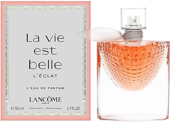 Lancome La Vie Est Belle L eclat Eau de Parfum Spray, 50 ml: Amazon.es: Belleza