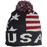 EQIKSFVA No One Fights Alone Patriotic American Flag Unisex Winter Fashion Beanie Hat Knit Hat Cap for Men/&Women