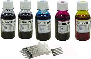 ND R@ 500ml Refill Ink for HP 952 952XL Cartridge OfficeJet 8715 Pro 8710 Pro 8720 Pro 8730 Pro 8740 Printer