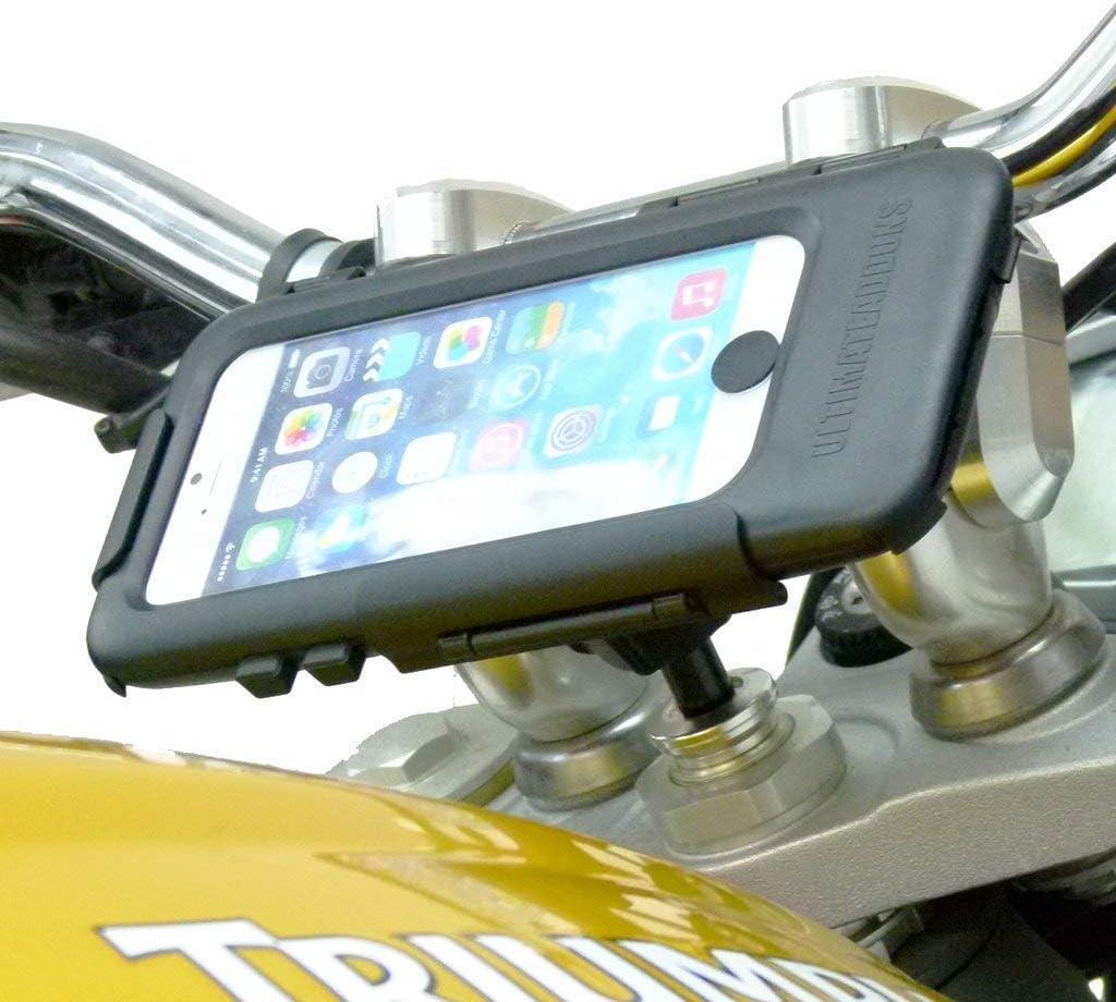 Buybits 17 5mm 20 5mm Sports Motorrad Gabel Vorbau Robuste Hülle Halterung Für Iphone 6 Sku 31526 Elektronik