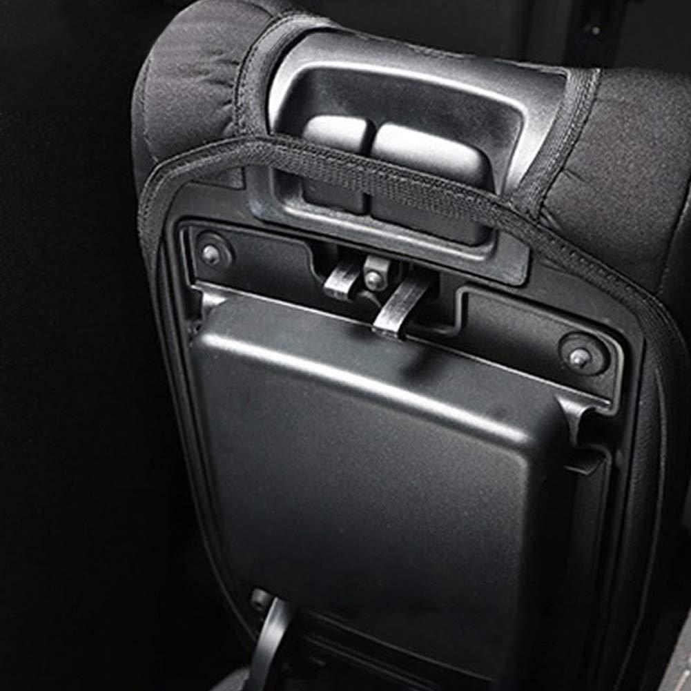 cuscino morbido per Jeep Wrangler Copri bracciolo per auto YSHtanj decorazione interna cuscino per console centrale auto