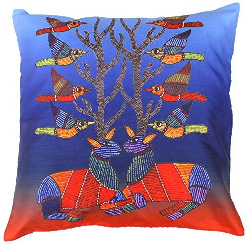 Cyber Monday Deals 2015 Sale On Souvnear Birds Antlers Decorative Discount Throw Pillow